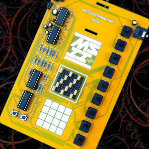 MSII-Mute Synth